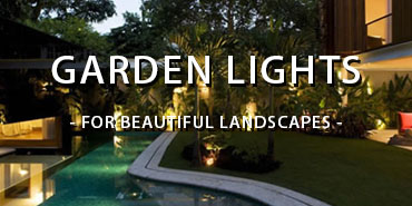 Hua Hin garden lighting